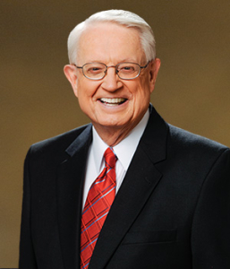 Chuck Swindoll, host of Insight For Living,  Sundays 5-5:30am