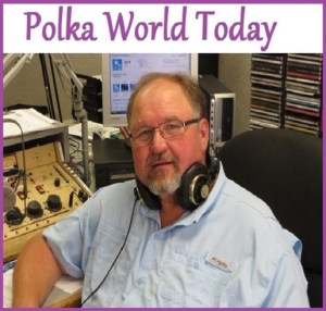 Gene Retka, host of Polka World Today